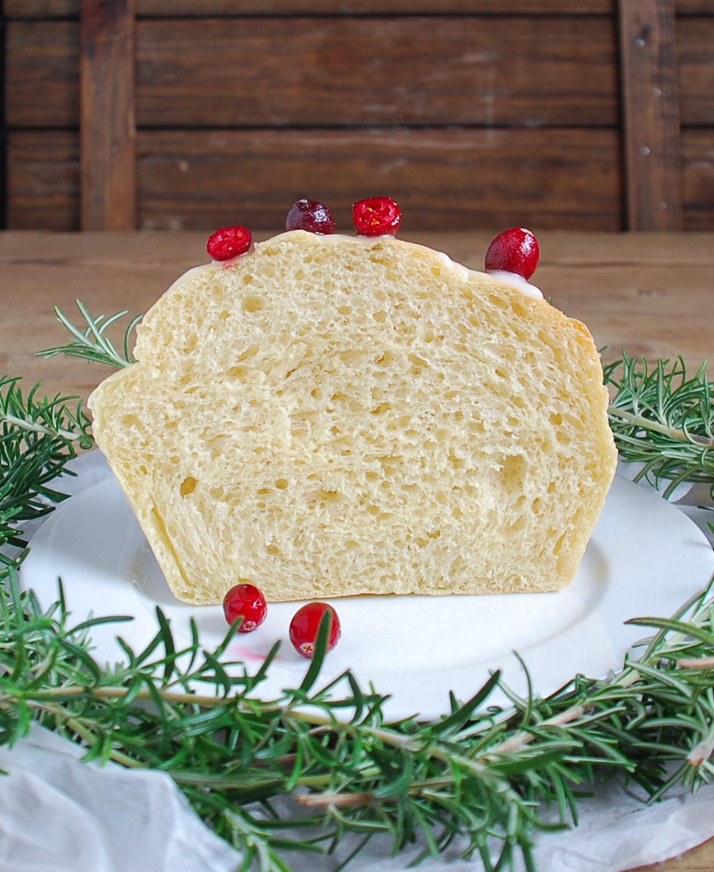 Pan nevado - Dulces bocados
