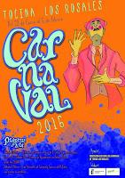 Carnaval de Tocina Los Rosales 2016