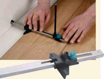 Hogar 10 remates perfectos en suelos laminados aprende - Como colocar suelos laminados ...