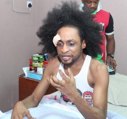 Denrele Edun 'Attacked' By Nollywood Movie Director