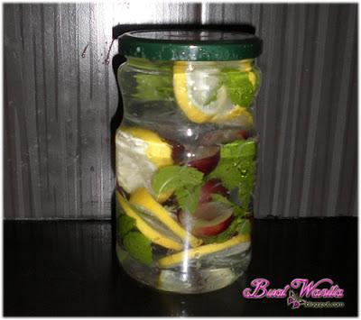 Cara Membuat Infused Water yang Sehat, Cepat dan Praktis