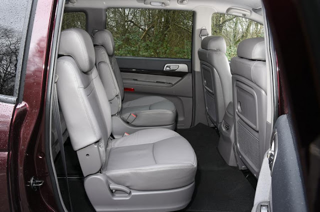 2016 Ssangyong Turismo