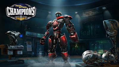 Download Game Android Gratis Real Steel Champions apk + obb