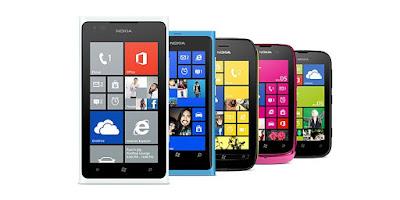 HP Microsoft Lumia