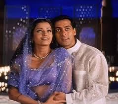 Chand Baby98 Badal Mein dari film Hum Dil De Chuke Sanam
