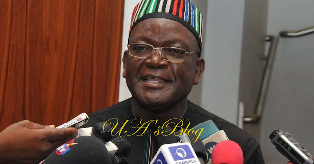 Governor Ortom speaks amid impeachment saga, explains why notice is null, void
