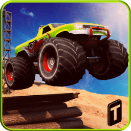 Download Game Unduh Monster Truck Rider 3D APK Version 1.2