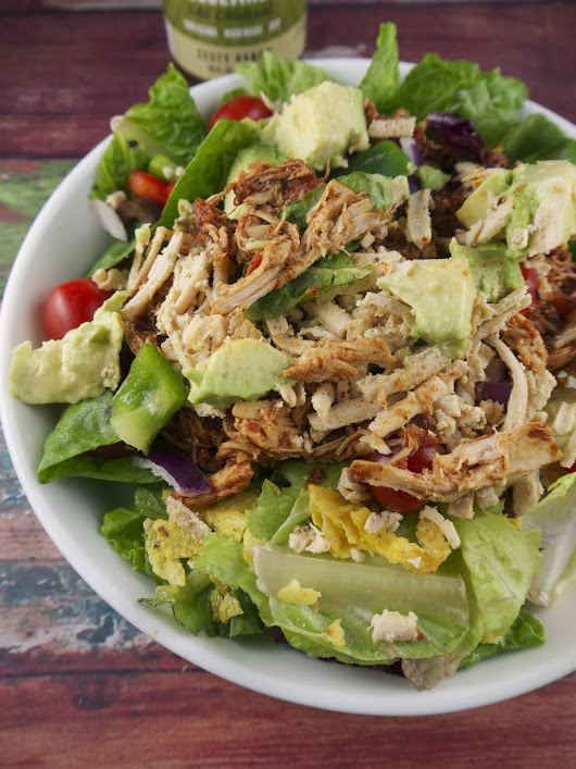 Paleo Shredded Mexican Chicken