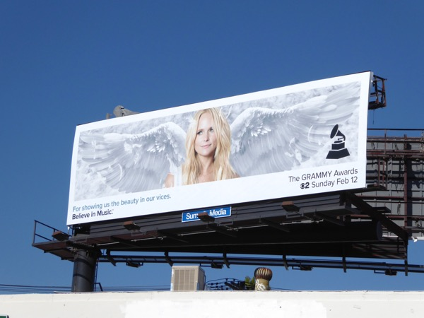 Miranda Lambert 59th Grammy Awards billboard