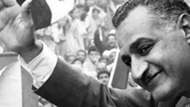 ثورة 23 يوليو : الرئيس الراحل جمال عبد الناصر