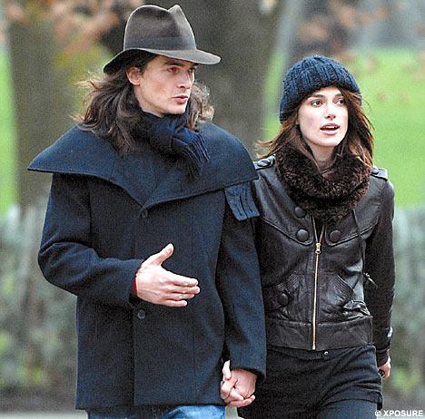 Keira Knightley And Boyfriend 2013 Hollywood: Keir...
