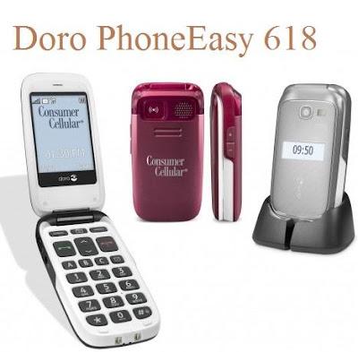 Doro PhoneEasy 618