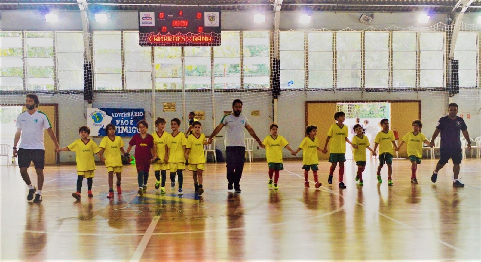 Copa Futsal 2016  Resultados da 4a Rodada – Projeto Chutebol ab029e2e9754f
