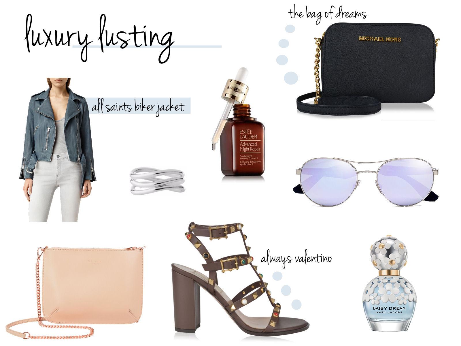 Luxury Lusting via Love the Sales