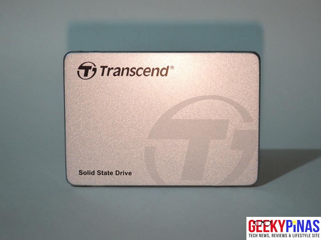 Transcend SATA III 6Gb/s SSD370S SSD