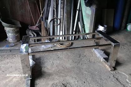 Kaki Meja Stainless Menerima Pesanan Untuk Wilayah Bekasi