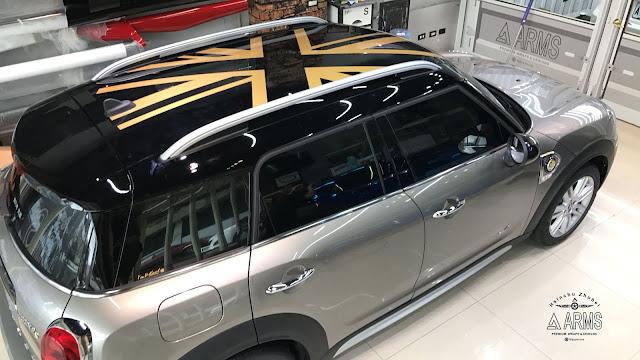 我們利用3M 1080車貼專用膠膜,以專業技術及精細手工來設計專屬您的愛車