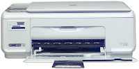 Photosmart C4380 Setup Printer