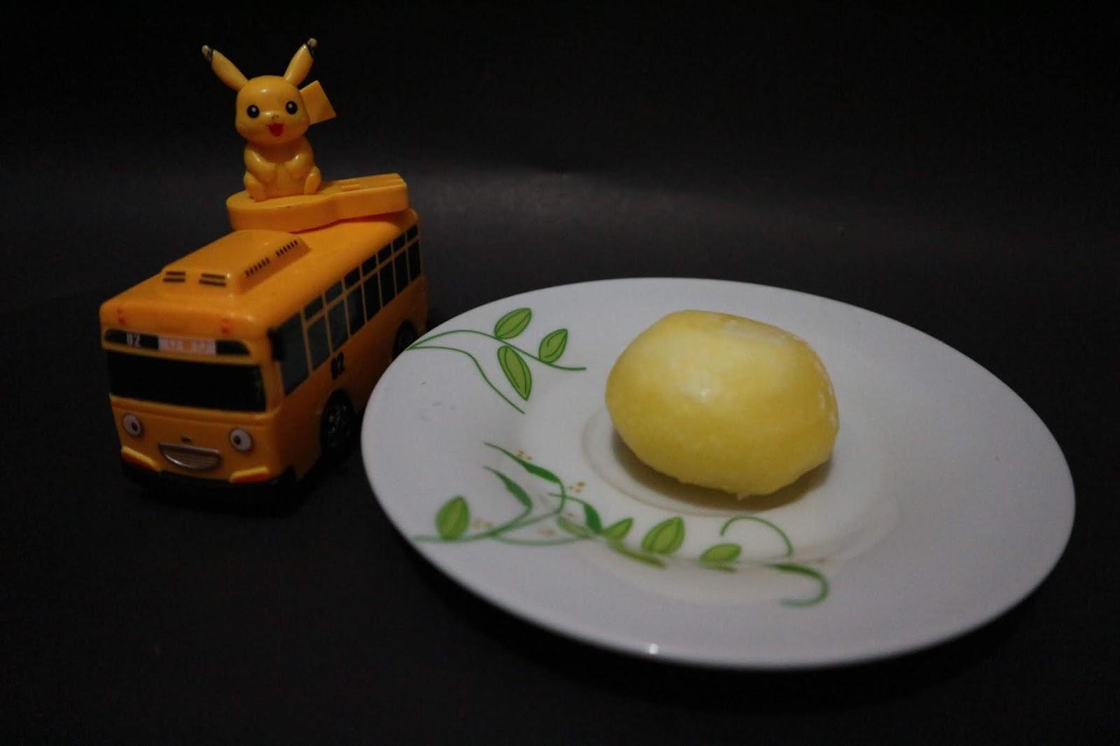 Menu Buka Puasa Praktis : Roti Mochi Ice Cream Skippy, review skippy, menu buka puasa anti ribet, menu buka puasa 10 menit jadi