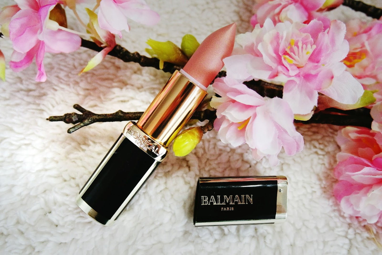 Balmain Confidence Lippenstift