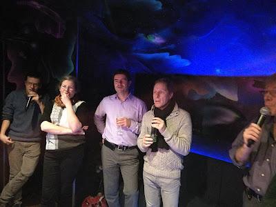 Photo du karaoke ASPP