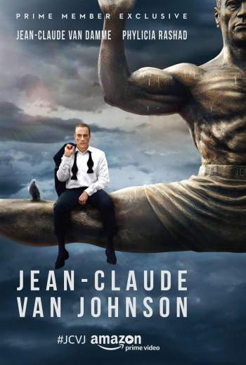 Jean-Claude Van Johnson 1ª Temporada Torrent – WEB-DL 720p Dual Áudio