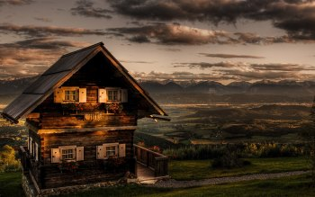 Wallpaper: Romantic Cottage