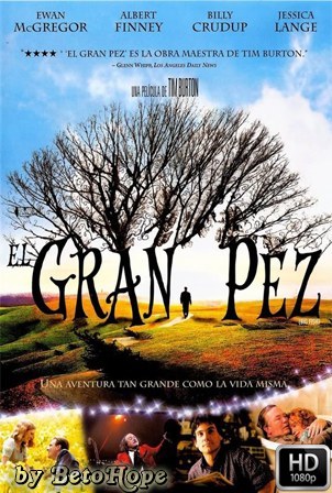 El Gran Pez [2003] [Latino-Ingles] HD 1080P  [Google Drive] GloboTV