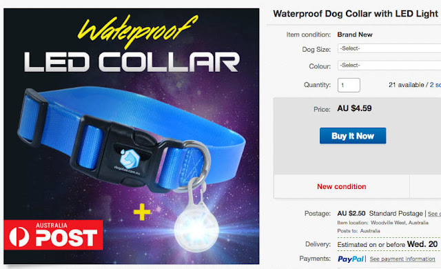 waterproof-dog-collar-light-pendant-australia