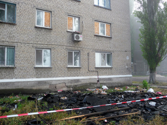 Авдеевка. Ремонт дома на окраине города по ул. Воробьёва