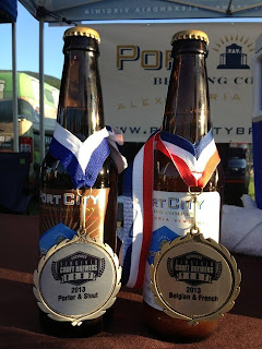 Port City Brewing at 2013 Virginia Craft Brewers Fest
