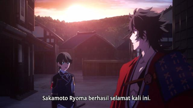 Katsugeki Touken Ranbu Episode 10 Subtitle Indonesia