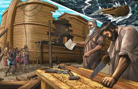 Noah And The Ark The Flood Bible Stories