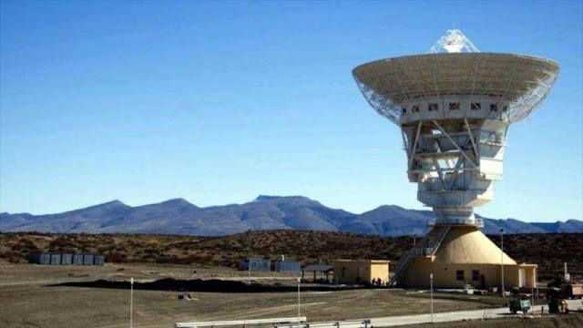 EEUU en alerta por una base espacial de China en Argentina