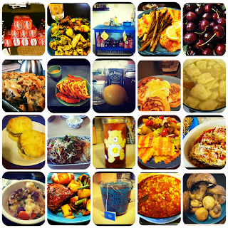 food obsessed