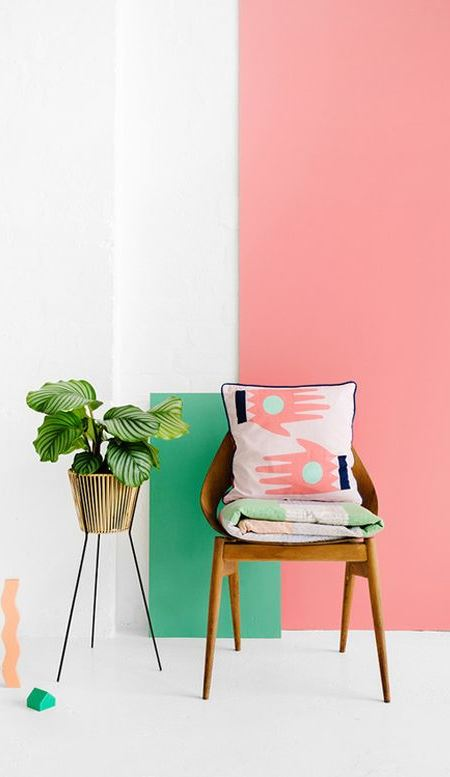 pastel home decor inspiration