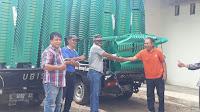 Aji Lutfi Buktikan Janji, Salurkan Bantuan 50 unit Kursi per RT di Kelurahan Nungga