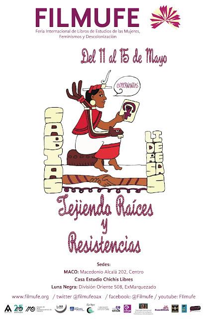 2a Feria Internacional del Libro de Estudios de Mujeres, Feminismos y Descolonización