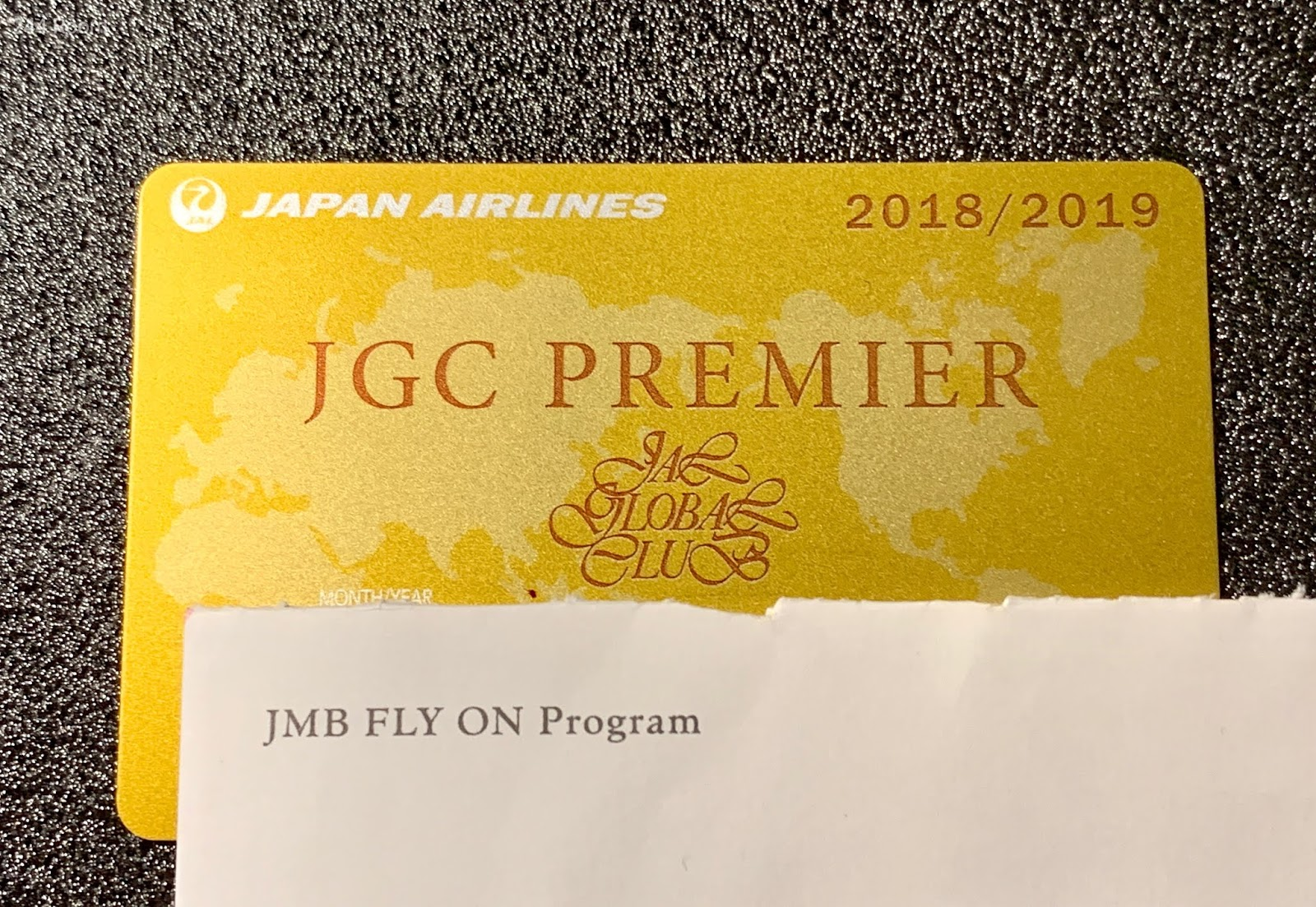 JGC PREMIER Card2