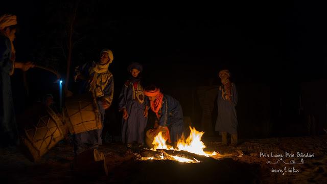 morocco sahara desert tuareg dance