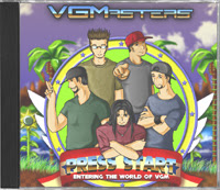 VGMasters - Press Start: Entering The World of VGM