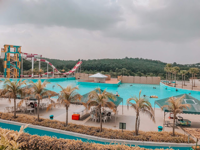 pirates bay Bangi Wonderland Theme Park & Resort