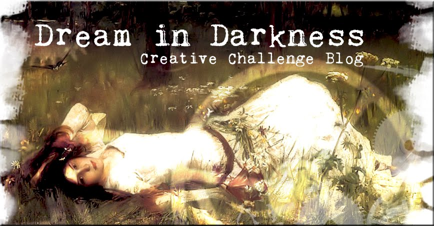 Dream in Darkness Challenge Blog