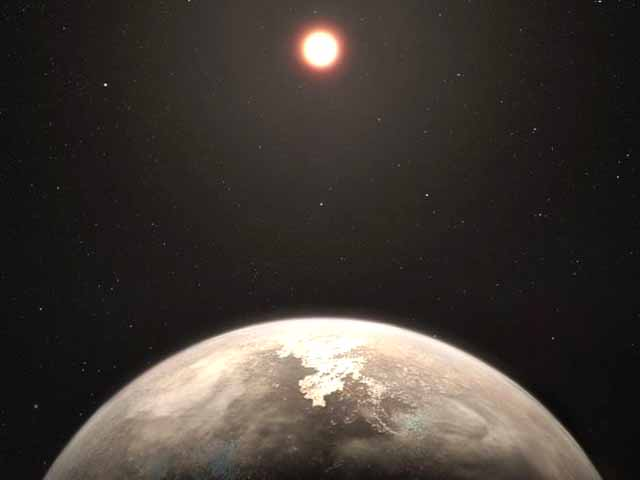 Nearby planet is 'excellent' target in search for life