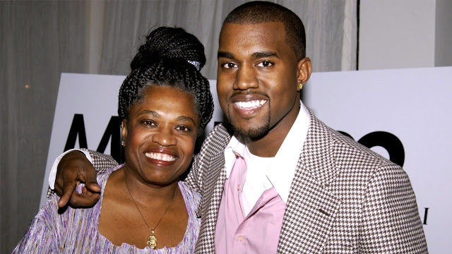Kanye West Mother