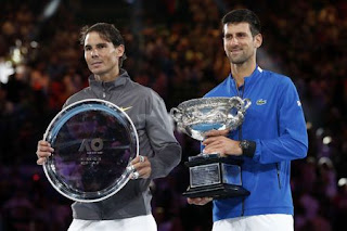 Djokovic claims record seventh Australian title