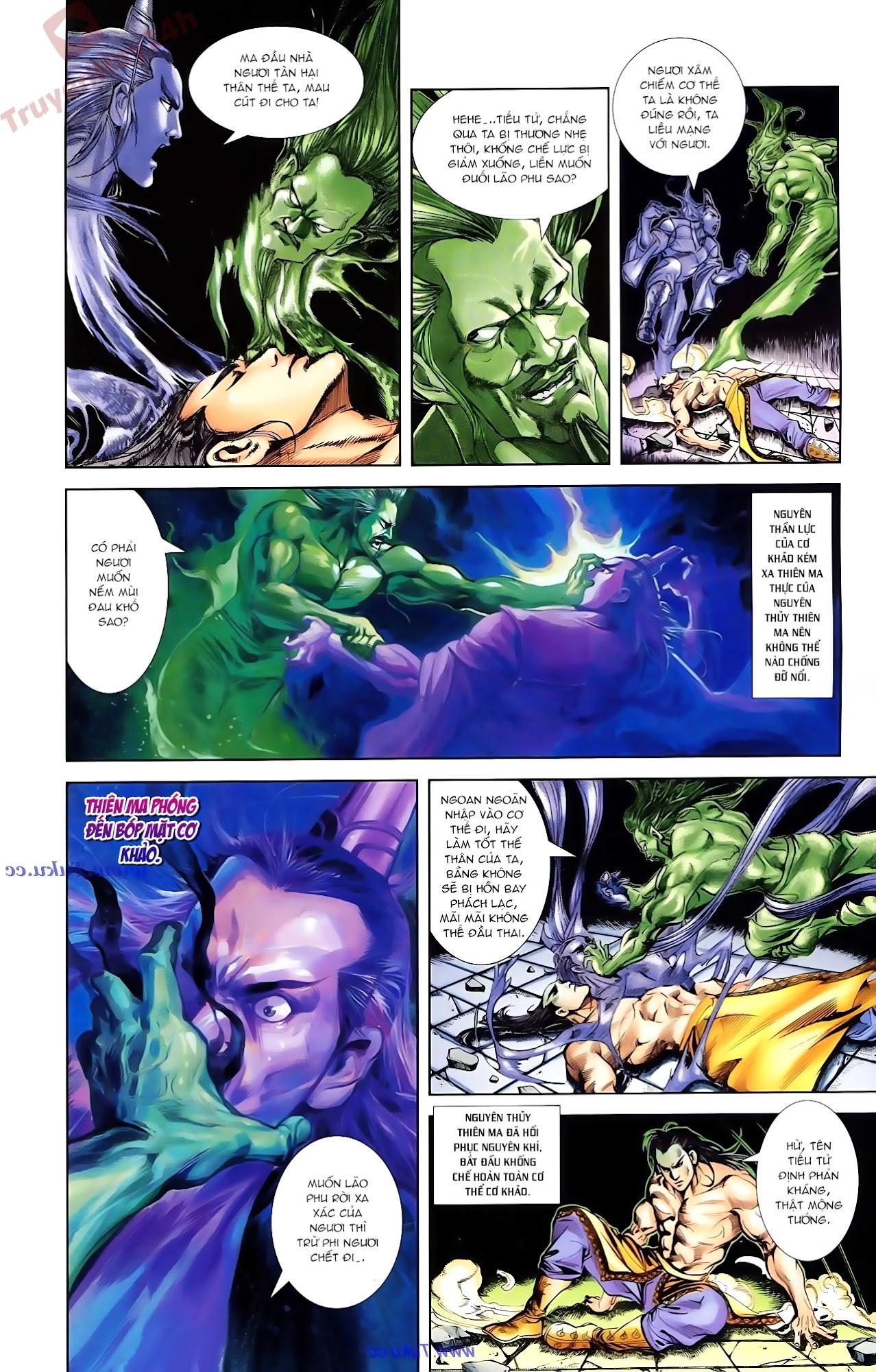 Cơ Phát Khai Chu Bản chapter 85 trang 7