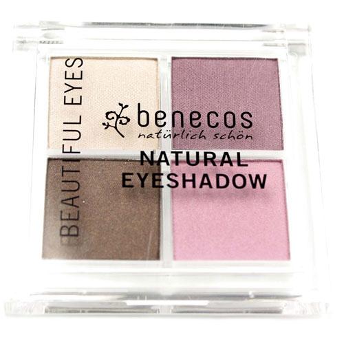 Maquillaje de ojos gluten free de benecos