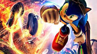 Sonic Riders Wallpaper