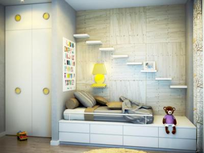 desain kamar modern unik